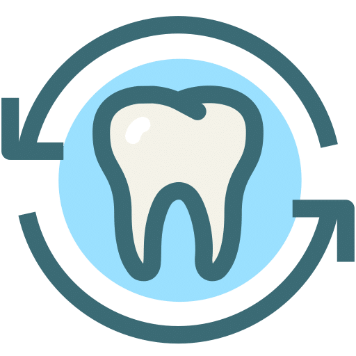 reshape tooth
