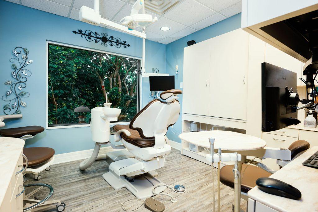 Ultimate Smile Design Palm Bay FL dental office
