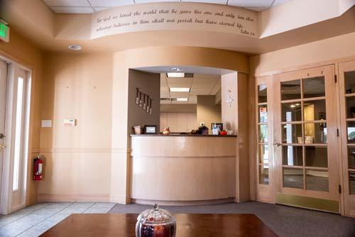 Ultimate Smile Design Palm Bay FL patient check in