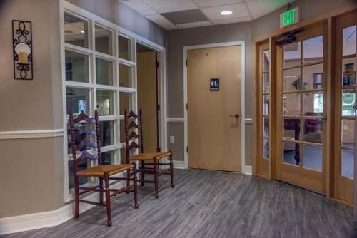 Ultimate Smile Design Palm Bay FL Waiting Room