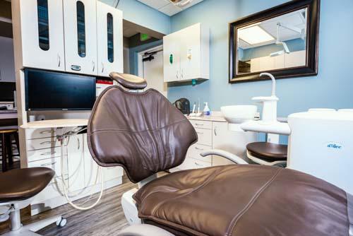 Ultimate Smile Design Palm Bay FL treatment room